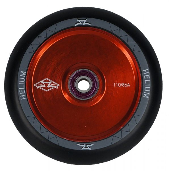 AO Helium Wheel 110mm incl. Titen Abec 9