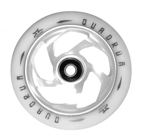 AO Quadrum Wheel 110mm incl. Titen Abec 7